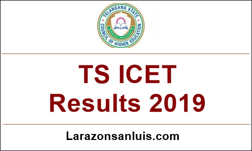 TS ICET Results 2019